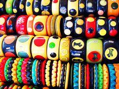 bracelets - bakelite