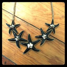 Starfish necklace It was a gift, rarely worn Unknown Jewelry Necklaces