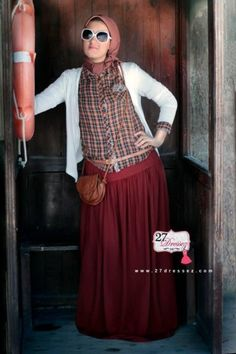 casual hijab clothing 17 s