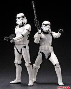 Stormtrooper Dual Pack Kotobukiya now available £59.99