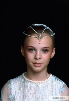 Tami Stronach as The Childlike Empress, The NeverEnding Story (film).