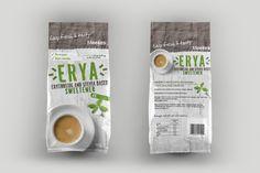 sweetener édesítő design tervezés Coconut Water, Stevia, Tasty, Design