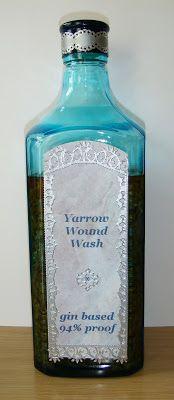 Canterbury Cottage: Yarrow Wound Wash