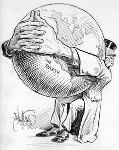 John D. Rockefeller and Standard Oil Cartoon Analysis ...