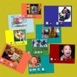 Recursos para el aula: Fichas de infantil con pictogramas con acciones cotidianas