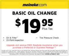 Cheapest Oil Change Near Me >> 8 Best Oil Change Coupons Images In 2013 Oil Change Auto Service