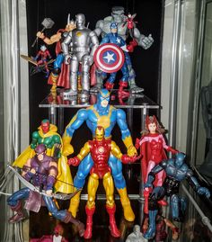 Avengers (Classic) - Prodigeek's Action Figure Collection