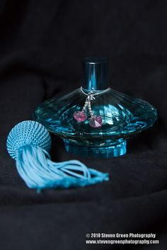 Vintage Perfume Bottles by Steven Green Photography, via Flickr