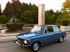 The Highly Collectible BMW 2002: An Ode to a Classic of the 1960s and 70s | Style | Vanity Fair