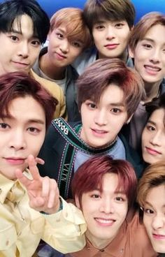 Back - DoYoung, Haechan, JaeHyun and WinWin Middle- Johnny, TaeYong and Taeil And then Yuta and Mark Nct Taeyong, Winwin, K Pop, Nct Yuta, Johnny Seo, Nct Group, Sm Rookies, Fandoms, Jisung Nct