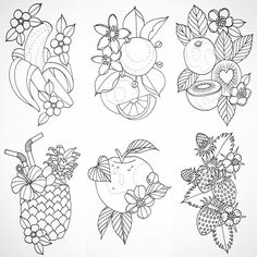 AVAILABLE DESIGNS  Email Rcampbellart@gmail.com to book,  Booking the end of July. #tattooistartmag #614artists #oneoff #customtattoo #oldlines #boldwillhold #brightandbold #columbus #ohio #grandview #customtattoo #tattoocollectors #fruittattoo #pineapple #foodtattoo #girlswithtattoos