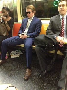 And when a dude does THIS on the subway. | 16 Instances Of Micro-Misogyny That Prove The Patriarchy Is Everywhere