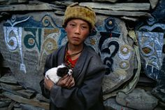 Childrens by Steve McCurry
