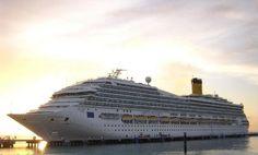 Piraeus Becomes Homeport For Costa Magica