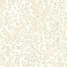 "Found it at Wayfair - Kitchen & Bath Resource III Dixon Forest Leaves 33' x 20.5"" Floral 3D Embossed Wallpaper"