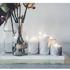 Those candle holders Pinterest ☾missjoannatan