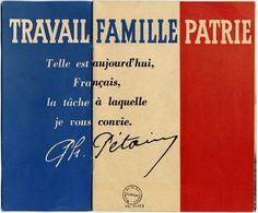 Le 10 Juillet 1940, la IIIe République est stoppée brutalement par le régime de Vichy. Le maréchal Pétain très populaire ayant été le vainqueur de Verdun forme un nouveau gouvernement qui...