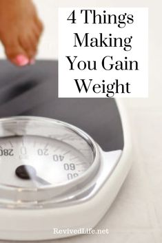 Learn four thing that have nothing to do with calories that are causing weight gain and retention. Weight Loss Help, Trying To Lose Weight, Weight Gain, Best Paleo Recipes, Whole 30 Recipes, Ways To Manage Stress, How To Relieve Stress, Increase Appetite, Low Carb Diet Plan