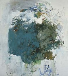 Joan Mitchell, Cerulean Blue Tree