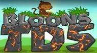 Play the latest game of the bloons tower defense series BTD5. The game has lot of new tracks, different type of balloons and new variety of towers. You can upgrade your dart tower, ice tower, super monkey and other defensive weapons. Place the towers strategically and stop the balloons crossing the map in this addicting bloons tower defense 5 game. Have fun!