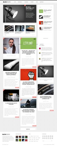Responsive WordPress Magazine Themes