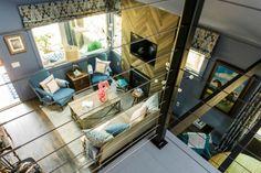 Cottage loft eclecticallyvintage.com