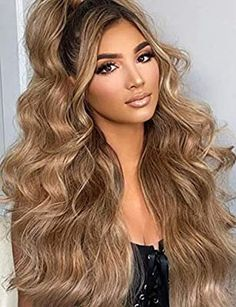 Light Golden Brown Hair, Honey Brown Hair, Brown Curly Hair, Honey Blonde Hair, Brown Hair With Highlights, Ash Brown, Brown Eyes Blonde Hair, Golden Hair, Hair Color Caramel
