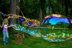 Roundup of fun bubble ideas from All For The Boys