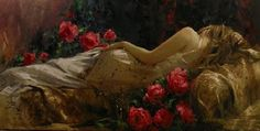 La influencia de Sargent: Richard S. Johnson The dreamer