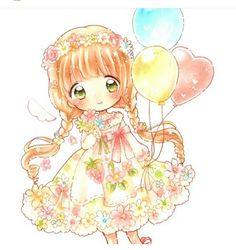 All Anime, Anime Chibi, Anime Art, Anime Girl Cute, Kawaii Anime Girl, Manga, Devian Art, Chibi Girl, Anime Princess