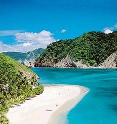 Stunning Tortuga Island in Costa Rica's Nicoya Gulf