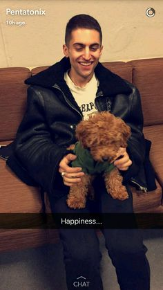 It brings me such joy when Mitch is happy like this