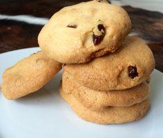 Cranberry koekjes met witte chocola – Sport Foodblog