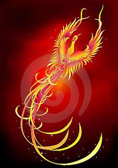 136 Mejores Imágenes De Ave Fénix Phoenix Bird Bird Tattoos Y Tatoos