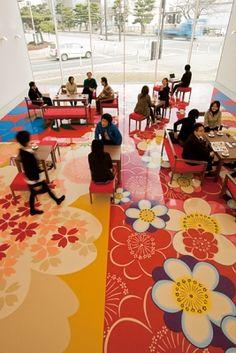 """「無題」   マイケル・リン(台湾)  """"Untitled""""  Michael Lin   -Taiwan-  Towada Art Center"""