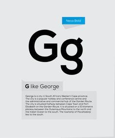 Nexa Free Font | Fontfabric™