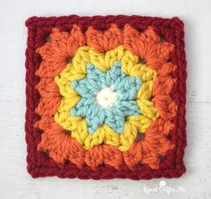 Grannysquare Day is almost here! On August 15, 2017 be sure to post a close-up of a single granny square on Instagram and use the hashtag #grannysquareday2017 and #grannysquareday to create a virtual