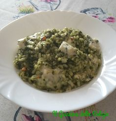 Risotto+cremoso+al+gorgonzola