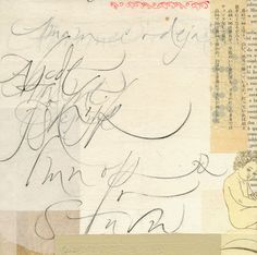Letterology: Calligraphy