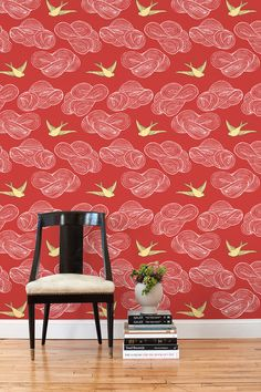 Hygge & West   Daydream (Red) Tile