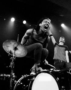 MATT AND KIM.so awesome to see them perform.
