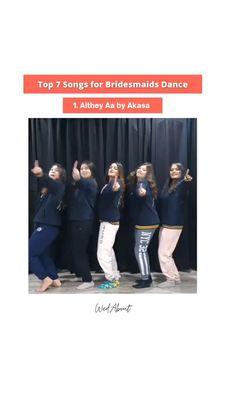 Indian Wedding Songs, Best Wedding Dance, Wedding Dance Video, Dance Workout Videos, Dance Choreography Videos, Dance Videos, Dance Tips, Dance Poses, Bridal Songs