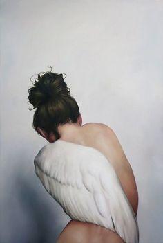 Amy Judd - Tender Transformation - Oil on canvas © Artist Art Sketches, Art Drawings, Illustration Arte, Photography Illustration, Gcse Art, Surreal Art, Oeuvre D'art, Art Inspo, Art Reference