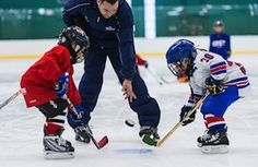 Hockey Lessons for Kids in Fairfield County www.ct.mommypoppins.com
