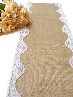 Hey, I found this really awesome Etsy listing at https://www.etsy.com/listing/224373699/burlap-table-runner-wedding-table-runner