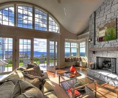 Cape Cod Home, by Gelotte Hommas Architecture