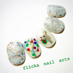 flicka_nailさんのネイル♪[585036] | ネイルブック