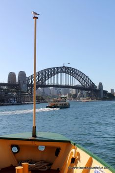 Riding the Manly Beach Ferry through Sydney Harbor, Australia Australia Travel, Sydney Australia, Stuff To Do, Things To Do, Manly Beach, Island Nations, New Zealand Travel, South Pacific, Sydney Harbour Bridge