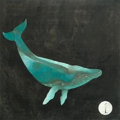"Lisa Congdon; ""The Whale"" is also a good read. this is it's cover."
