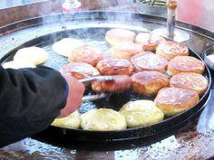 屋台の食べ物(おやつ編) | メニュー説明 | 韓国グルメ・レストラン-ソウルナビ